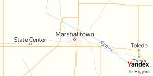 Direction for - Hy Vee Gas Statıon 1403 MARSHALLTOWN,Iowa,US
