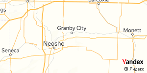 Direction for - Granby City Hall Granby,Missouri,US