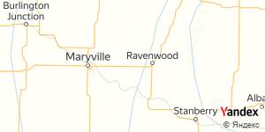 Direction for - Hwy 136 Transfer Station Ravenwood,Missouri,US