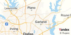 Direction for - Quiznos Sub Richardson,Texas,US