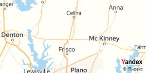 Direction for - T H T Mechanical Prosper,Texas,US