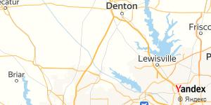 Direction for - U-Haul Neighborhood Dealer Argyle,Texas,US