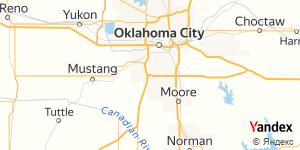 Direction for - Knights Inn Oklahoma City Southwest Oklahoma City,Oklahoma,US