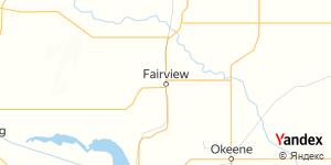 Direction for - Pembrooks Salon Fairview,Oklahoma,US