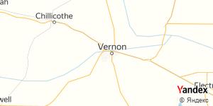 Direction for - Allsups Convenıence Store 67 VERNON,Texas,US