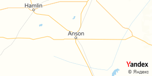 Direction for - Anson Fire Dept Anson,Texas,US
