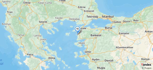 Boruzan - konum