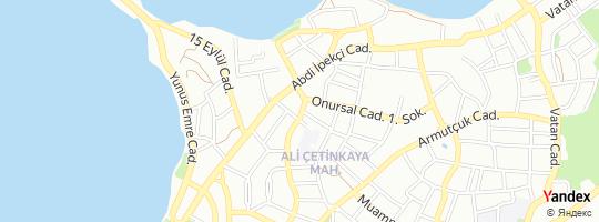 Direction for - Okyar Serbest Muhasebeci Ve Mali Müşavirlik (Hatice Feride Deniz) Ayvalık,Balıkesir,Turkey