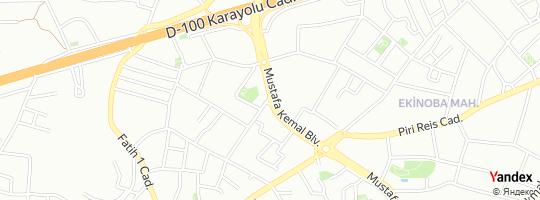 Direction for - Tek Yapı (Halit Dikmen) Büyükçekmece,İstanbul,Turkey