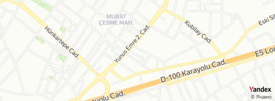 Direction for - Gürsoy Bilgisayar (Murtaza Ziya Gürsoy) Büyükçekmece,İstanbul,Turkey