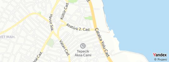 Direction for - İska İskele - İs-Ka İmalat İnşaat Turizm İthalat İhracat San.Tic.Ltd.Şti. Büyükçekmece,İstanbul,Turkey