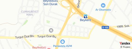 Direction for - Gümüşhaneliler Oto (Erdoğan Albayrak) Büyükçekmece,İstanbul,Turkey