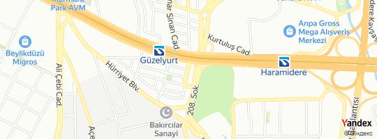 Direction for - Yaren Mühendislik - Yaren Mühendislik Doğalgaz Isıtma Soğutma Ve Dekorasyon San. Ve Tic.Ltd.Şti. Beylikdüzü,İstanbul,Turkey