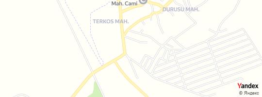 Direction for - Durusu Hüseyin Ökten Anadolu Lisesi Arnavutköy,İstanbul,Turkey