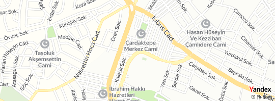 Direction for - Ünsal Kardeşler Pastaneleri Çardaktepe Şubesi Arnavutköy,İstanbul,Turkey