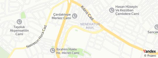 Direction for - İstanbul Büyükşehir Belediye Başkanlığı - Arnavutköy İtfaiye Grup Amirliği Arnavutköy,İstanbul,Turkey
