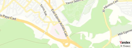 Direction for - İstanbul Büyükşehir Belediye Başkanlığı - Mezarlıklar Müdürlüğü - 3. Bölge Müdür Yardımcılığı - Cenaze İşleri Şefliği Arnavutköy,İstanbul,Turkey