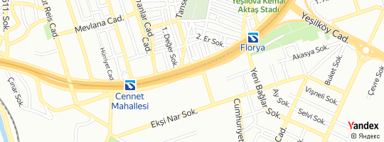 Direction for - My Home - Köker Şark Turizm San. Ve Tic.Ltd.Şti. Küçükçekmece,İstanbul,Turkey
