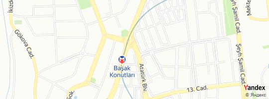 Direction for - Lts Yazılım - Lts Yazılım Danışmanlık Ve Bilgisayar San.Tic.Ltd.Şti. Başakşehir,İstanbul,Turkey