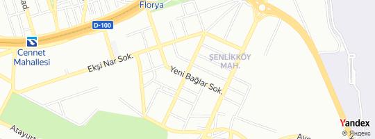 Direction for - Gm Yapı - Gm Yapı Ltd.Şti. Bakırköy,İstanbul,Turkey