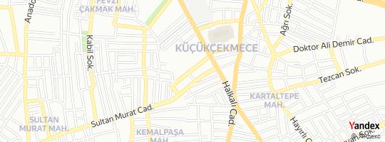 Direction for - Serbest Muhasebeci Mali Müşavirlik Serkan Çağlar Küçükçekmece,İstanbul,Turkey
