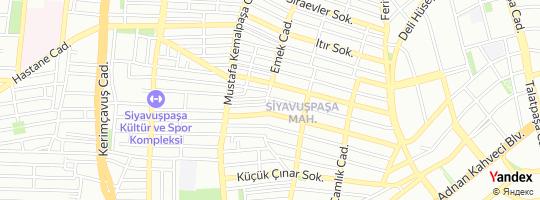 Direction for - Meryem Gıda (Erkan Avcı) Bahçelievler,İstanbul,Turkey