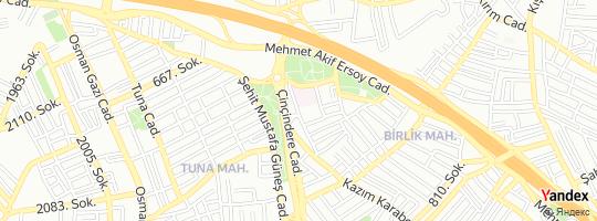 Direction for - Gokay Group - Gökay Grup Organizasyon Danışmanlık Tekstil Gıda Dış Tic. Ve San.Ltd.Şti. Esenler,İstanbul,Turkey