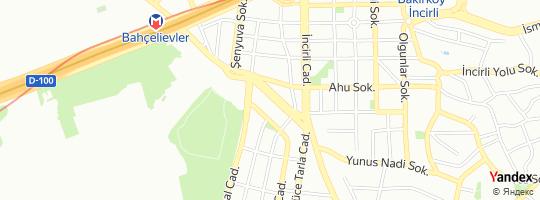 Direction for - Nursev Vardaloğlu Bakırköy,İstanbul,Turkey
