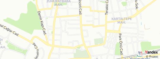 Direction for - Fatma Susanlı Muayenehanesi (Zühtü Susanlı) Bakırköy,İstanbul,Turkey
