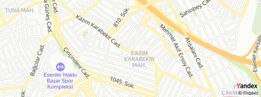 Direction for - Özgenç Elektronik (Halis Özgenç) Esenler,İstanbul,Turkey