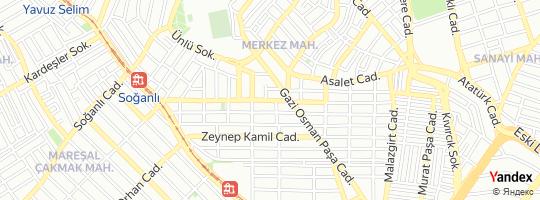 Direction for - Türk Telekom - Türk Telekomünikasyon A.Ş. Güngören,İstanbul,Turkey