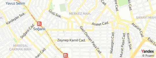 Direction for - Üçpınar İlim Ve Hizmet Vakfı Güngören,İstanbul,Turkey