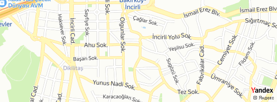 Direction for - 101213 Nolu İddaa Bayi Bakırköy,İstanbul,Turkey