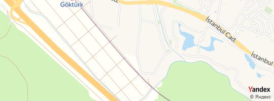 Direction for - Ichı-Ban Japon Market - Ryo-Teı Itsme Gıda Üretim Turizm Ve Tic.A.Ş. Eyüp,İstanbul,Turkey