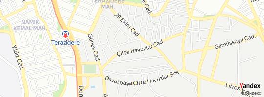 Direction for - Uğur Ahşap Büro Mobilyaları (Necmetdin Ses) Zeytinburnu,İstanbul,Turkey