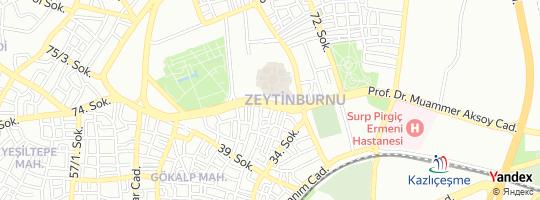 Direction for - Perspectıve Olıvıum Outlet Center Avm Şubesi - Kelebek Tekstil Ürünleri San. Ve Tic.Ltd.Şti. Zeytinburnu,İstanbul,Turkey
