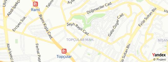 Direction for - Uziş - Uz-İş Su Armatürleri Ltd.Şti. (Taceddin Kaplan) Eyüp,İstanbul,Turkey