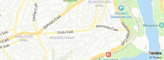 Direction for - Aygaz - Emeç Petrol Ürünleri Eyüp,İstanbul,Turkey