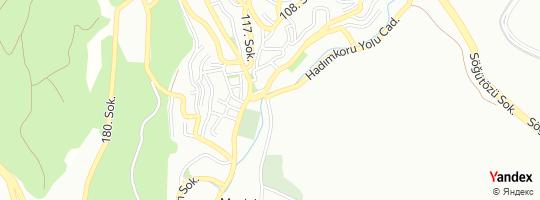 Direction for - Kut Veteriner Kliniği Sarıyer,İstanbul,Turkey