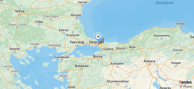 Tandoğan Büfe - konum