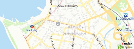 Direction for - Deniz Emre Ökmen Sigorta Aracılık Hizmetleri (Deniz Emre Ökmen) Kadıköy,İstanbul,Turkey