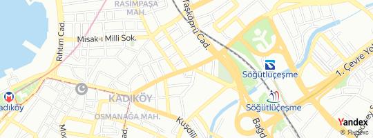 Direction for - Ttnet - Ttnet A.Ş. Kadıköy,İstanbul,Turkey