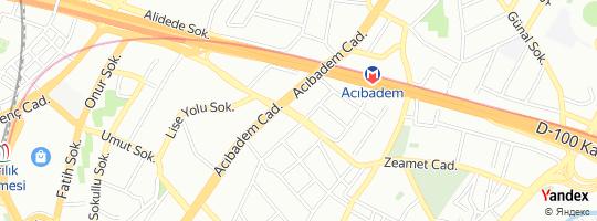 Direction for - Op. Dr. Kamil Kutlay Kadıköy,İstanbul,Turkey
