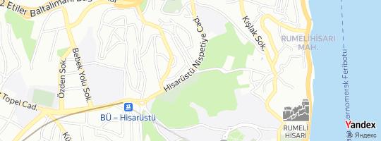 Direction for - İtfa Yangın Söndürme Cihazları Sarıyer,İstanbul,Turkey