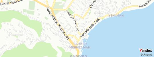 Direction for - Mete Pen (Erdal Kemik) Sarıyer,İstanbul,Turkey
