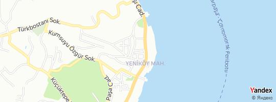 Direction for - Ptt Bağlar Mevki Şubesi - T.C. Posta Ve Telgraf Teşkilatı Sarıyer,İstanbul,Turkey