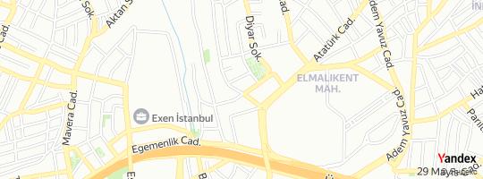 Direction for - İklim Kombi (Yusuf Aykanat) ümraniye,İstanbul,Turkey