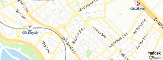 Direction for - Türk Telekom - Türk Telekomünikasyon A.Ş. Maltepe,İstanbul,Turkey