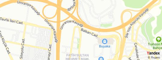 Direction for - Aksigorta - Aksigorta A.Ş. ümraniye,İstanbul,Turkey