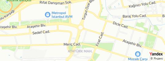 Direction for - Www.Bizde.Com - Arma Bilgi Teknolojileri Pazarlama İç Ve Dış Tic.Ltd.Şti. Ataşehir,İstanbul,Turkey